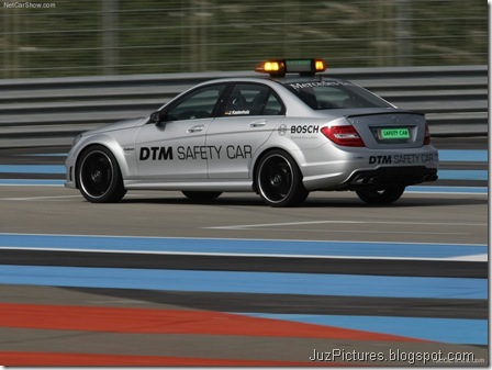 Mercedes-Benz C63 AMG DTM Safety Car 6