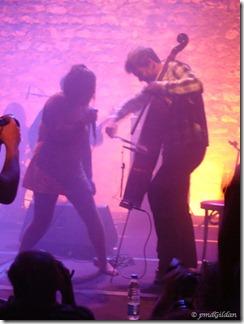 Melissmell concert