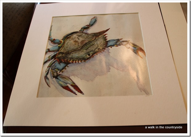 cutting frame mats for crab print