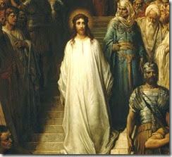 Christ quittant le prétoire de Gustave Doré