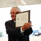 Ozark Mountain Regional Public Water Authority Dedication