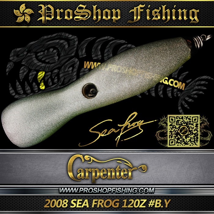 carpenter 2008 SEA FROG 120Z #B.Y.4