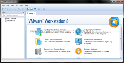 1. VMWare Workstation