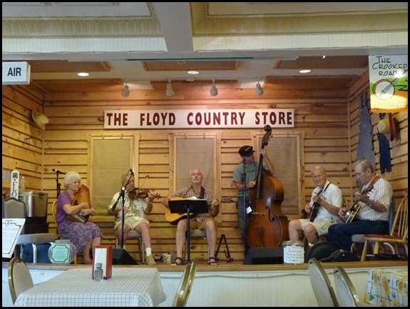 Floyd NC-Mountain Music