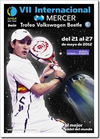 Bwin PPT VII Internacional Mercer, Trofeo VW en La Ciudad de la Raqueta del 21 al 27 mayo 2012