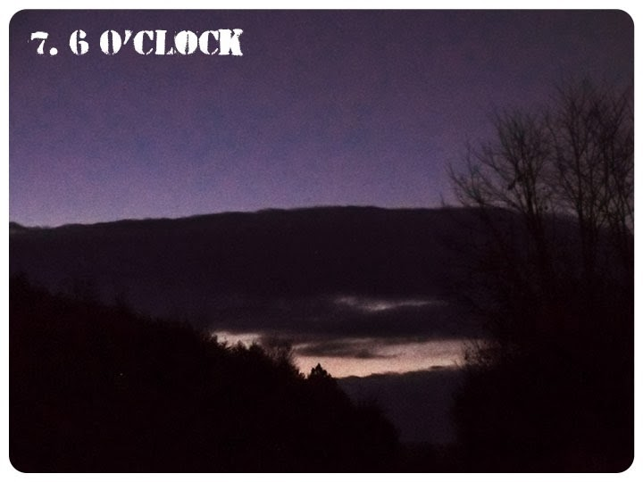 7 6oclock