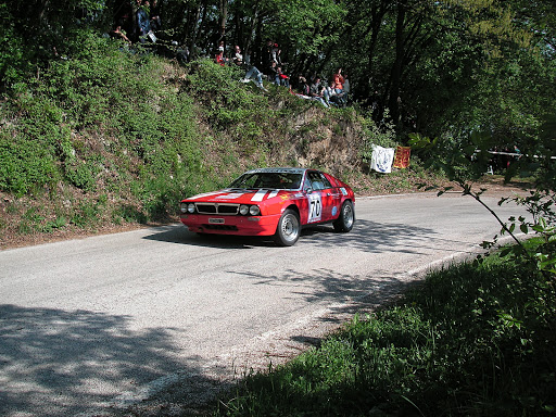 Lancia Beta Montecarlo Rally