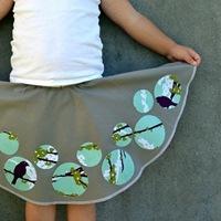 Circle Circle Skirt