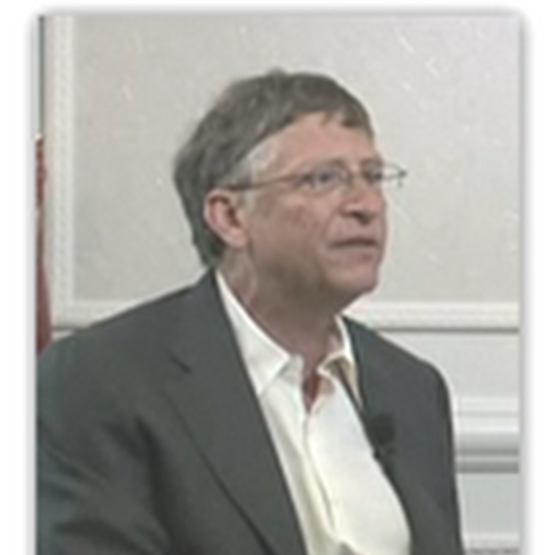 Bill Gates Speak About Challenges of Global Health - Healthcare Budgets in the US - Video