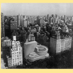 18.-F. Lloyd Wright. Museo Guggenheim (Nueva York)