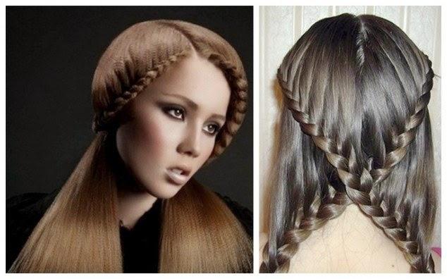 Perfect christmas hairstyles 2015 - Peinados de fiesta ...