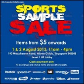 Royal Sporting House Sports Sample Sale 2013 Discounts Offer Shopping EverydayOnSales