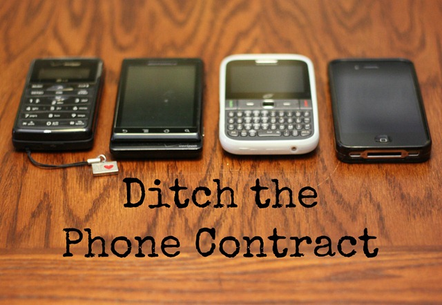 Ditch the phone contract