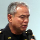 MPD Chief Gary Yabuta