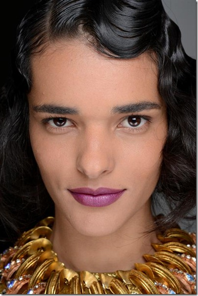 NARS AW13 Tia Cibani beauty look - lo res
