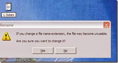 Resolving BeX Error