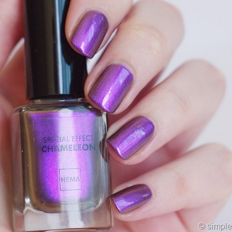 [Review] Hema–Chameleon Purple