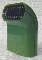 Arlac Thermi liquid crystal thermometer, green
