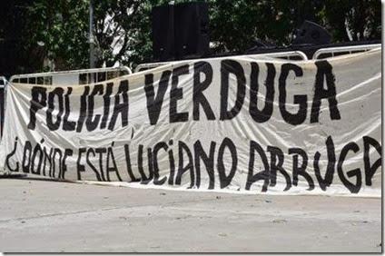 Policia Verduga - Luciano Arruga