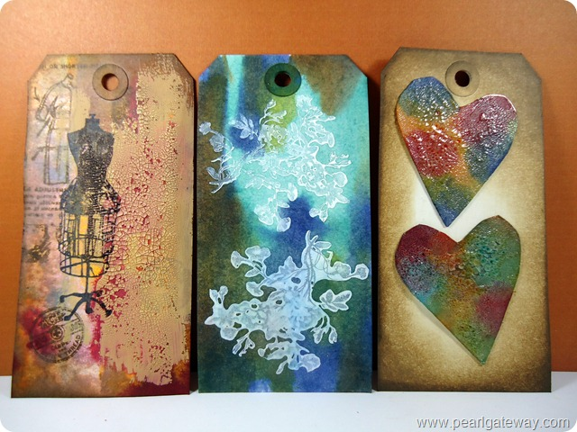 Tim Holtz Creative Chemistry - Day 8 (2)