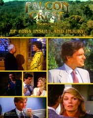 Falcon Crest_#084_Insult And Injury