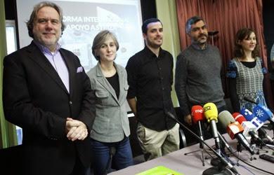 Syriza. Plataforma de apoya de Izquierdas