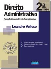 Capa - Direitos Administrativos - 2ªOAB.indd