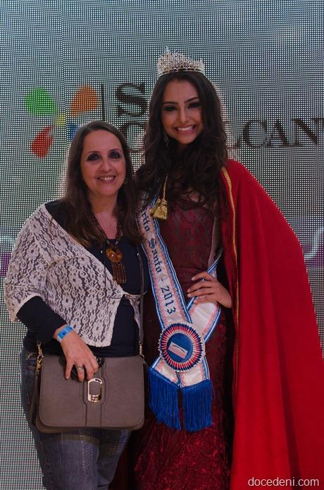 Com a Miss ES 2013