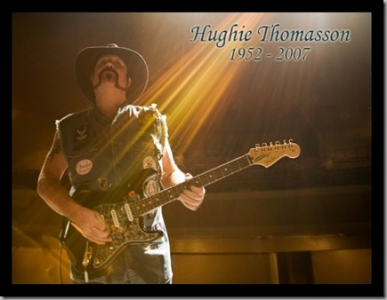 Hughie Thomasson 1952 to 2007