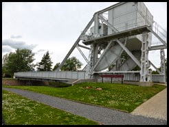 a Pegasus bridge