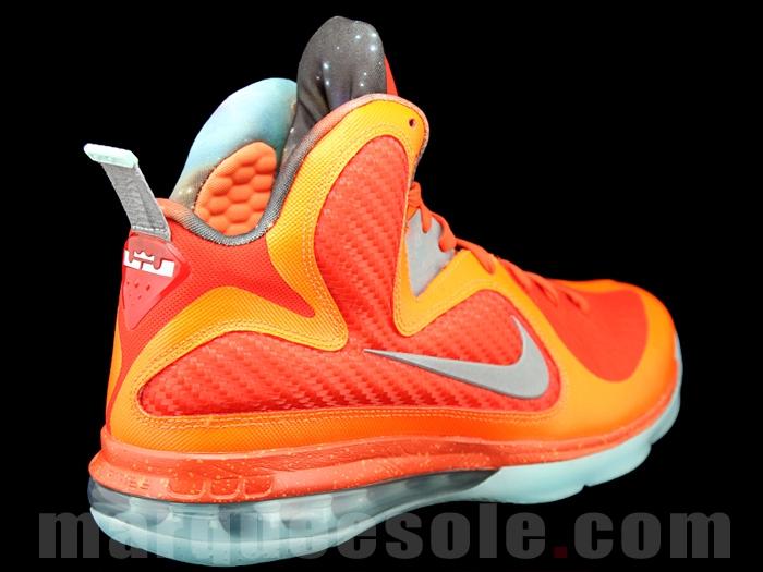 New Nike LeBron 9 is Coming to you With a \u201cBig Bang\u201d for All-Star | NIKE LEBRON - LeBron James - News | Shoes | Basketball .