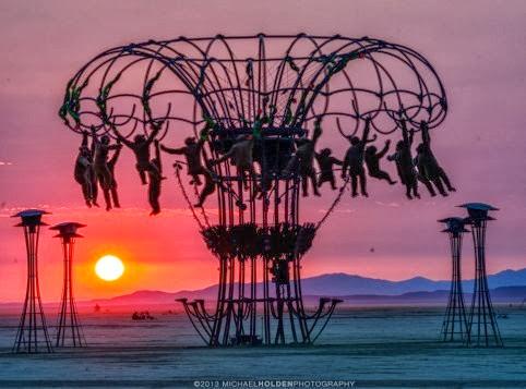 Burning Man 2013: State of the Art