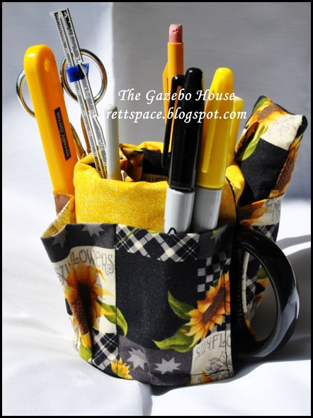 coffee mug organizer 001