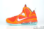 lebron9 allstar galaxy 40 web white Nike LeBron 9 All Star aka Galaxy Unreleased Sample