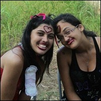 Ediana e Kamila