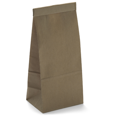 This Kraft Coffee Bag from The Container Store would also be perfect to store holiday nuts and berries.