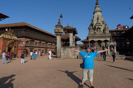 Obiective turistice Nepal: Durbar Square Bhaktapur