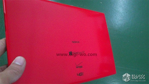 Nokia Sirius Windows RT Tablet
