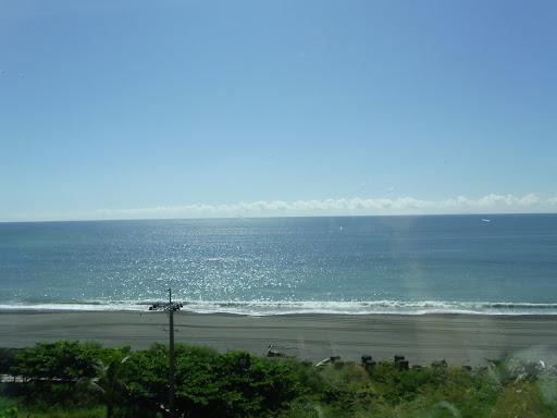海ー!太平洋です。