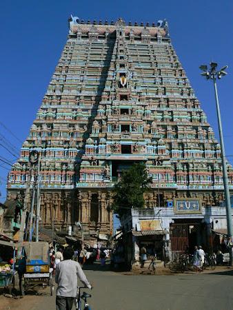 Tamil Nadu: Vishnu's Temple in Trichy