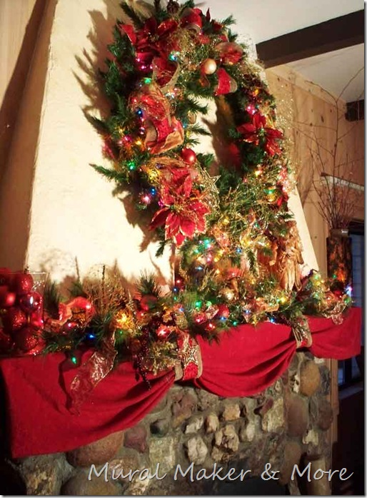 Christmas-Mantel-Scarf-7