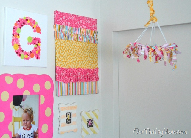 Diy little girl s bedroom decor our thrifty ideas for Diy little girls bedroom ideas