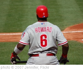 '20070527 phillies 05' photo (c) 2007, Jennifer - license: http://creativecommons.org/licenses/by/2.0/