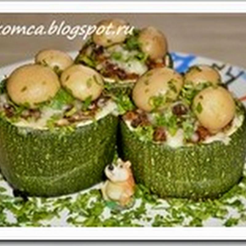 Грибной пенек салат рецепт с фото