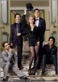 50e77ed87148e The Big Bang Theory 1ª Temporada – Completa Dublado H264 + AVI Dual Audio DVDRip