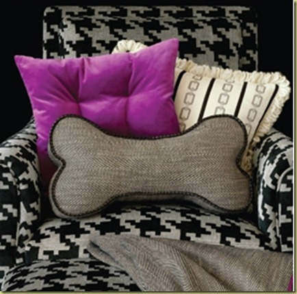 Kravet pillows