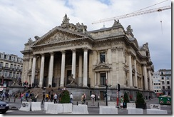 La Bourse (Stock Exchange)