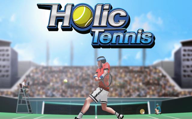 Holic Tennis لعبة تنس رائعة وبسيطة للأندرويد