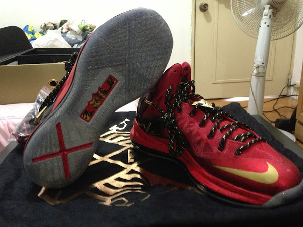 Nike LeBron X 8211 Celebration Pack 8211 Special Packaging