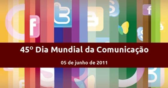 Paróquia São Francisco de Assis - Dia Mundial da Comunicação